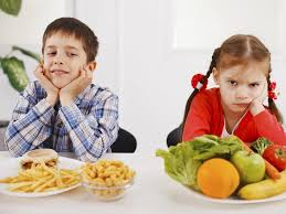 Healthy Meals and…. KIDS! 😱